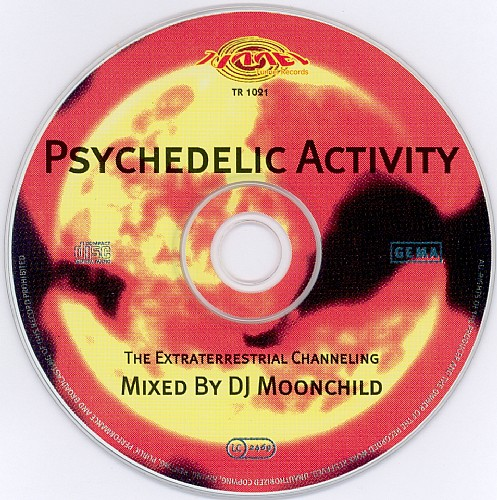 Various Artists - Psychedelic Activity vol 1: CD