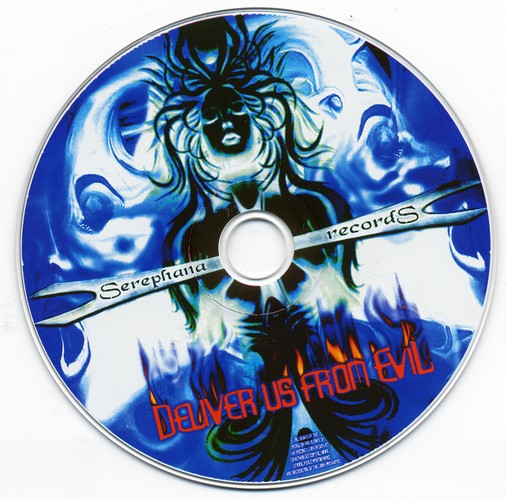 Various Artists - Deliver Us From Evil: CD