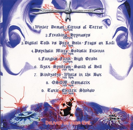 Various Artists - Deliver Us From Evil: Inside 2