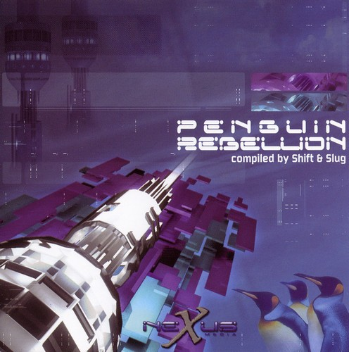 Various Artists - Penguin Rebellion: Front