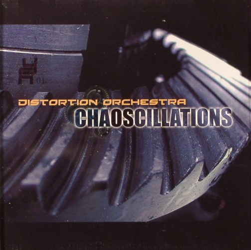 Distortion Orchestra - Chaoscillations: Front