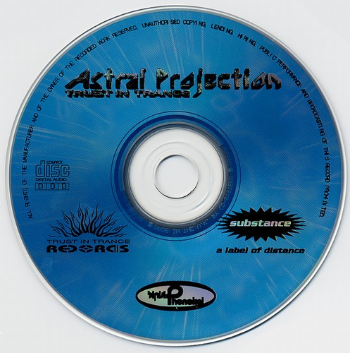 Astral Projection - Trust In Trance: CD