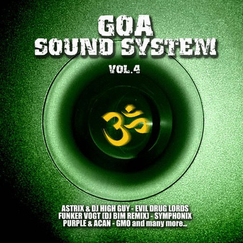 Various Artists - Goa Sound System 4: Front