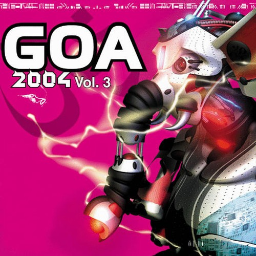 Various Artists - Goa 2004 vol 3: Front
