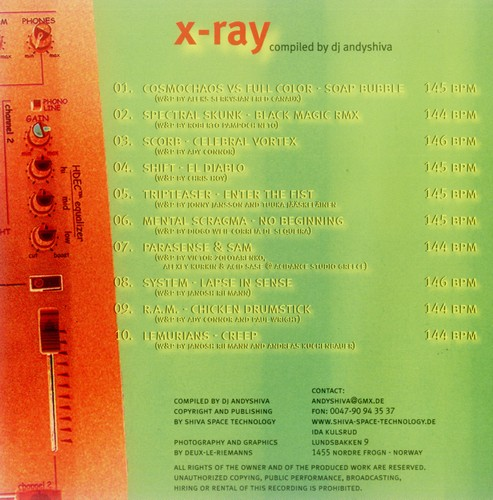 Various Artists - X-Ray: Inside 2