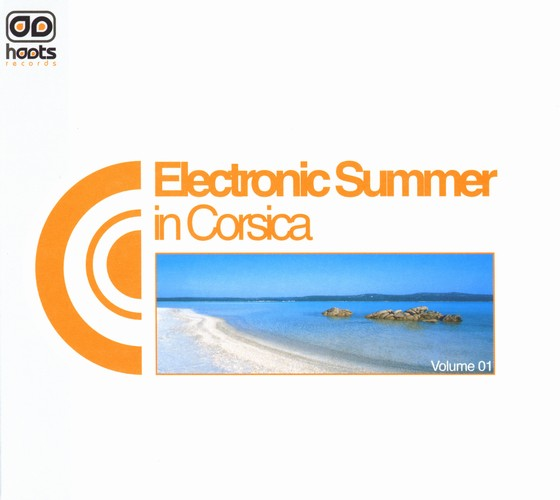 Various Artists - Electronic Summer In Corsica: Front