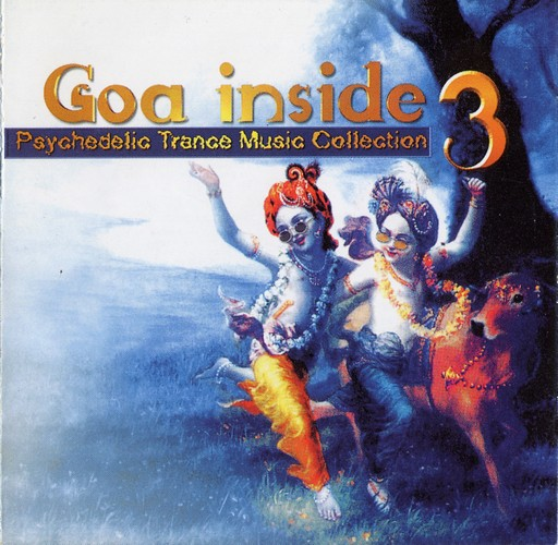 Various Artists - Goa Inside 3: Front