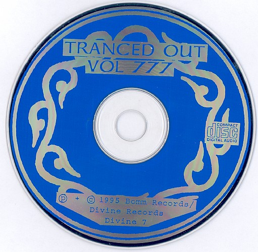 Various Artists - Tranced Out 777: CD