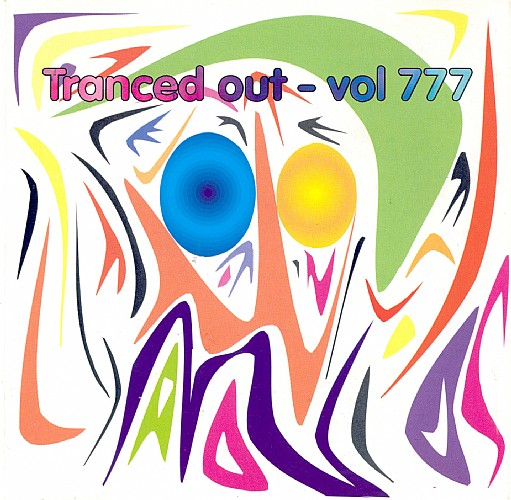 Various Artists - Tranced Out 777: Front