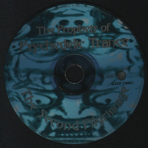 Various Artists - The Prophets of Psychedelic Trance - Second Piligrimage: CD
