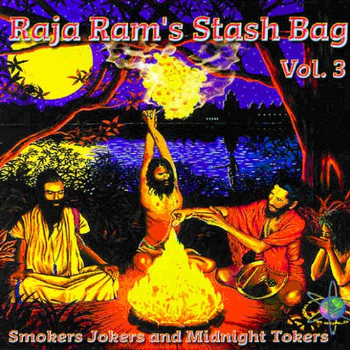 Various Artists - Raja Ram's Stash Bag 3: Front