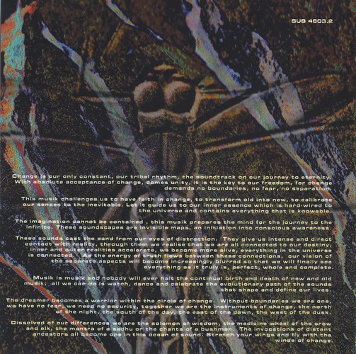 Various Artists - Order Odonata 2: Inside