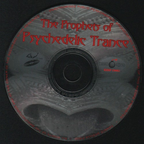 Various Artists - The Prophets of Psychedelic Trance: CD