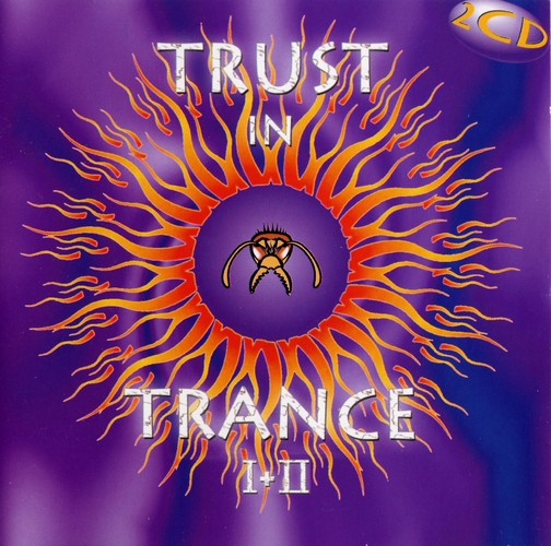 Various Artists - Trust In Trance I + II: Front