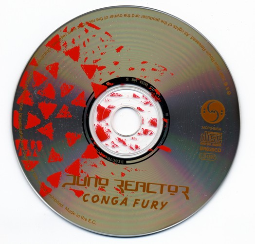 Juno Reactor - Conga Fury: CD
