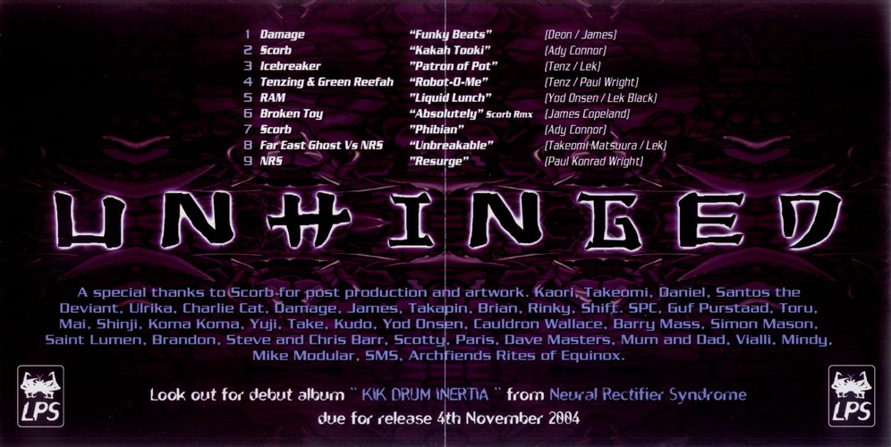 Various Artists - Unhinged: Inside