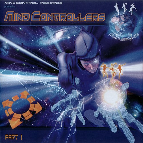 Various Artists - Mind Controllers Part 1: Front