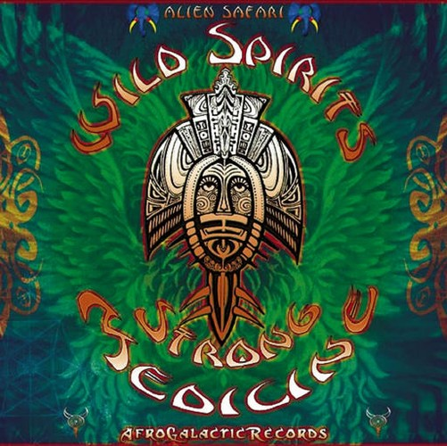 Various Artists - Wild Spirits - Strong Medicine: Front