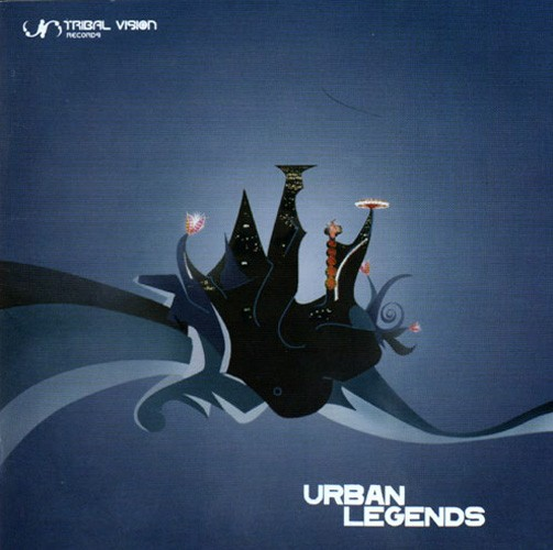 Various Artists - Urban Legends: Front