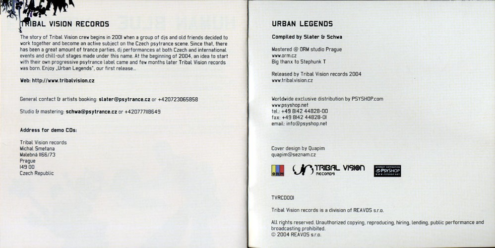 Various Artists - Urban Legends: Inside 7