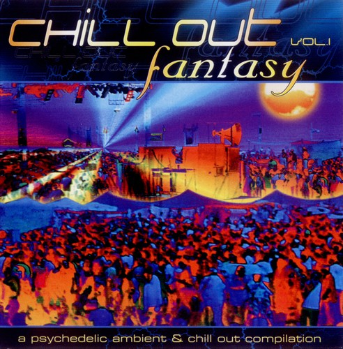 Various Artists - Chill Out Fantasy: Front