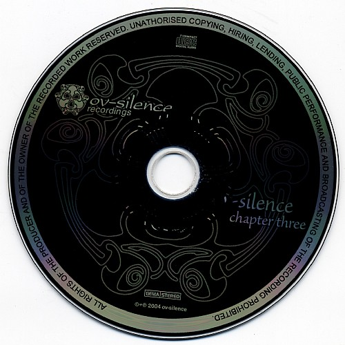 Various Artists - OV-Silence Chapter Three: CD