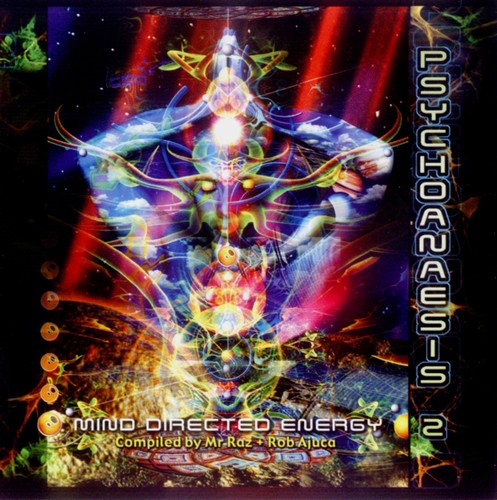 Various Artists - Psychoanaesis 2 - Mind Directed Energy: Front
