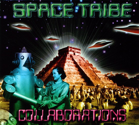 Space Tribe - Collaborations: Front