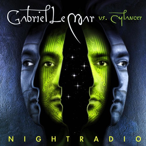 Gabriel Le Mar - Nightradio: Front