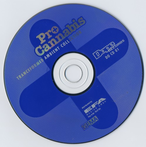 Various Artists - Pro Cannabis: CD