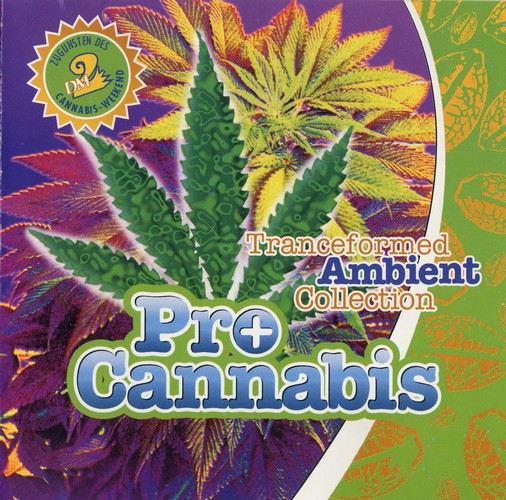Various Artists - Pro Cannabis: Front