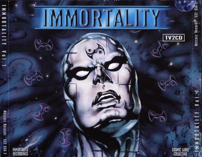 Various Artists - Immortality: Front