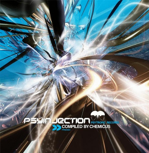 Various Artists - Psyinjection: Front
