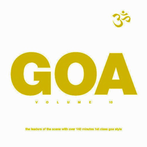 Various Artists - Goa 10: Front