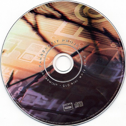 Various Artists - Fahrenheit Project Part 5: CD
