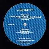 Johann Bley - Everything Is Going Fine EP