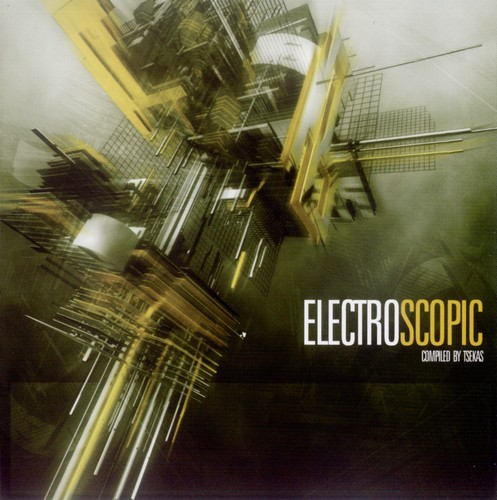Various Artists - Electroscopic: Front