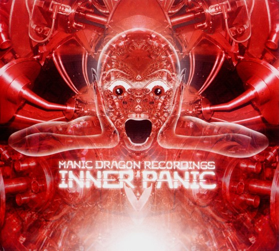 Various Artists - Inner Panic: Front