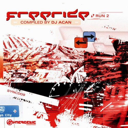 Various Artists - Freeride: Run 2: Front