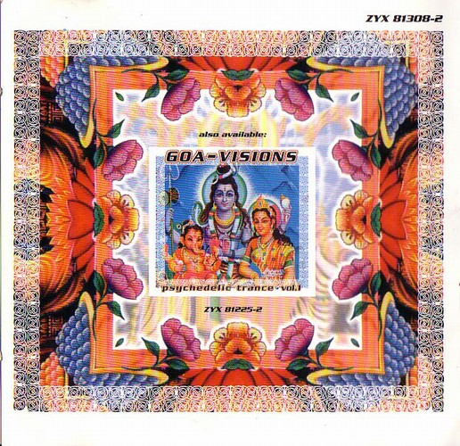 Various Artists - Goa-Visions - Psychedelic Trance 2: Inside 2
