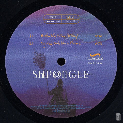 Shpongle - Tales of the Inexpressible: Side B