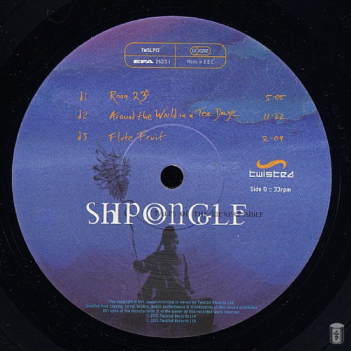 Shpongle - Tales of the Inexpressible: Side D