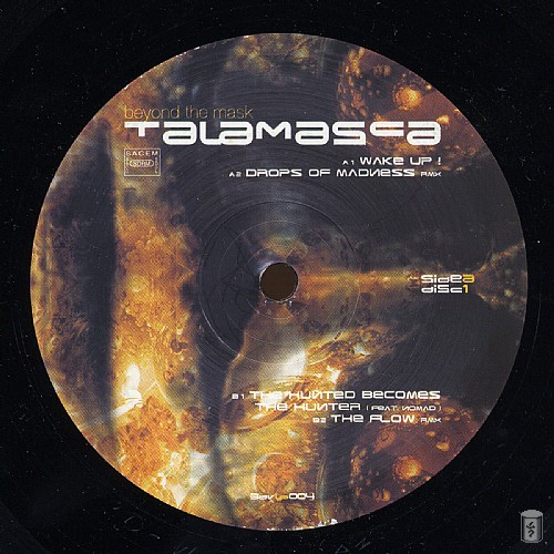 Talamasca - Beyond The Mask: Side C