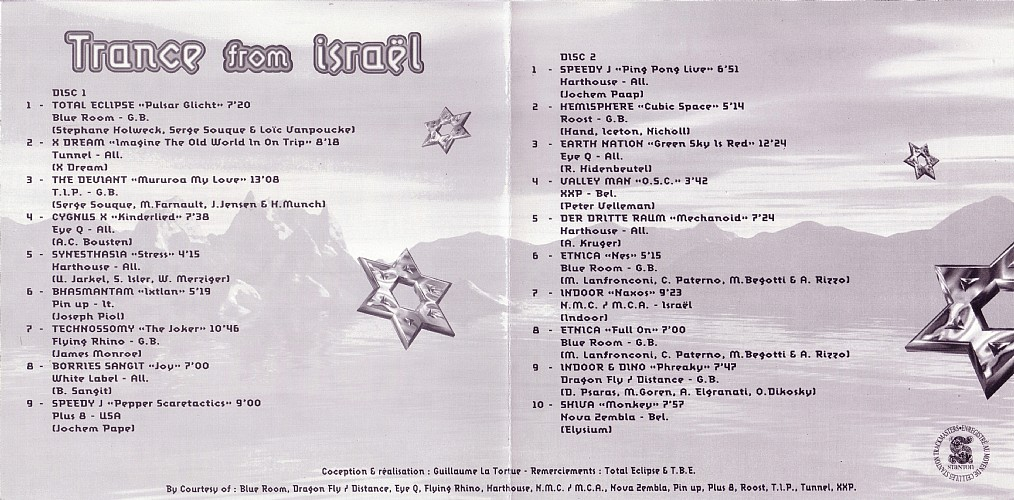 Various Artists - Trance From Israel: Inside