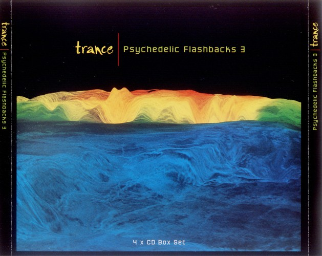 Various Artists - Psychedelic Flashbacks 3: Back 2