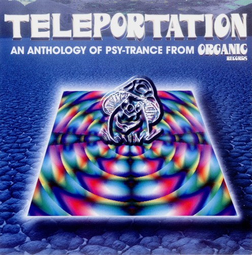 Various Artists - Teleportation: Front