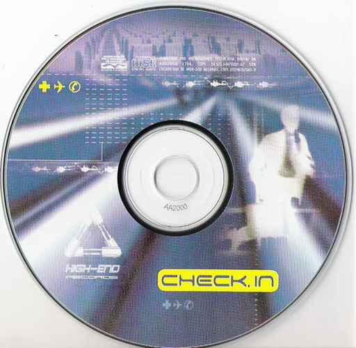 Various Artists - Check In: CD