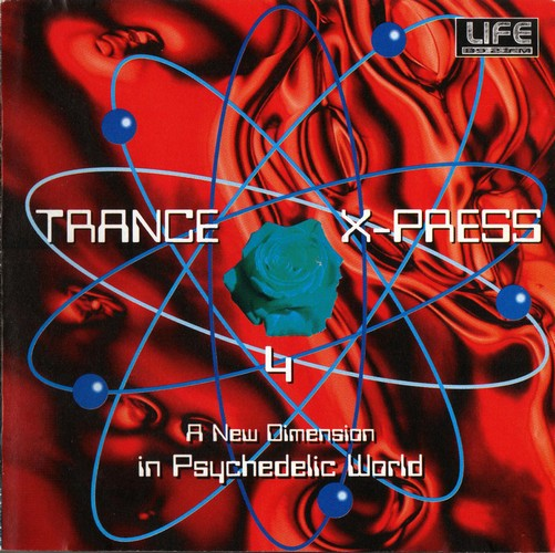 Various Artists - Trance X-Press 4: Front