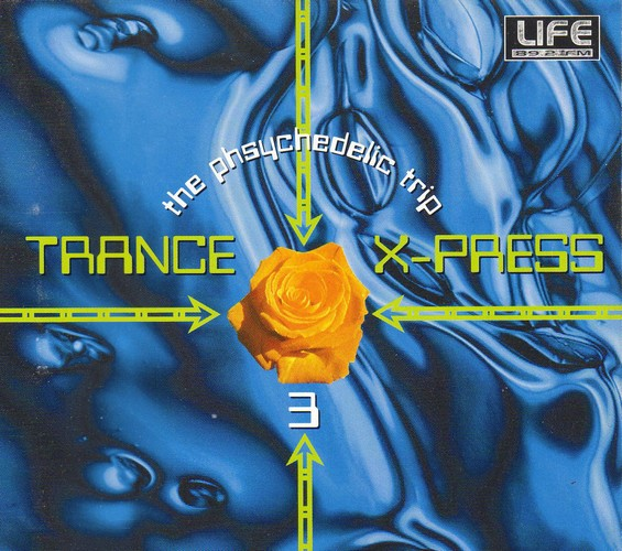 Various Artists - Trance X-Press 3: Front