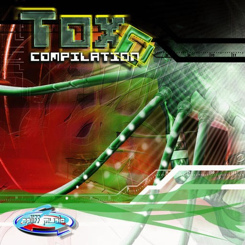 Various Artists - Tox - D Compilation: Front
